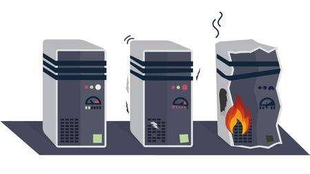 Melted server